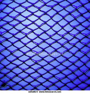 Fishing net (stock image)